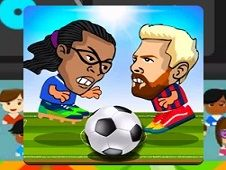 Football com games 2 players candyman game 2