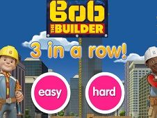 Bob the Builder 3 in a Row