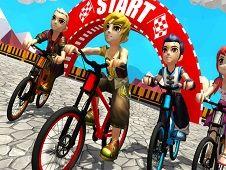 3D Bicycle Stunts