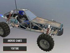 4x4 Truck Car Hill