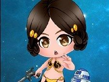 Star Wars Geek Chibi Creator