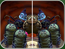 A Bugs Life Differences
