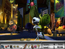 A Bugs Life Games