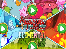 Adventure Time Elemental