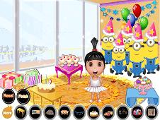Agness Birthday Decoration Room