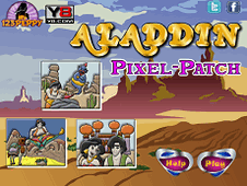 Aladdin Pixel Patch