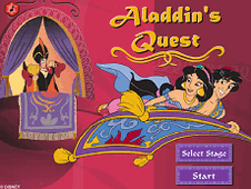 Aladdin Quest