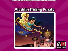 Aladdin Sliding puzzle
