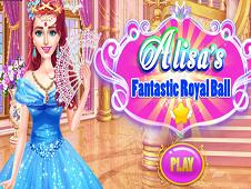 Alisas Fantastic Royal Ball