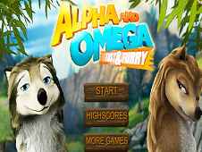 Alpha and Omega Fast And Fury