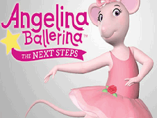 Angelina Ballerina The Next Steps