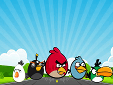 Angry Birds Memory