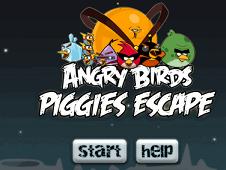 Angry Birds Piggies Escape