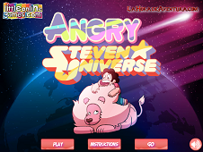 Angry Steven Universe