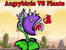Angrybirds Vs Plants
