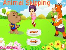 Animal Skipping