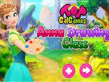 Anna Drawing Class