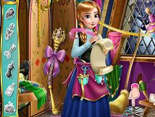 Anna Tailor For Elsa