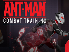 Ant Man Combat Training