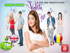 Are you a Violetta Fan?