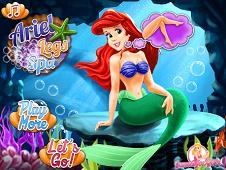 Ariel Leg Spa