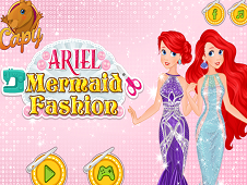 Ariel Mermaid Fashion