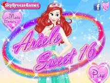 Ariels Sweet 16