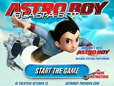 Astro Boy Blast a Bot