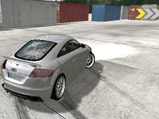 Audi TT RS Drift