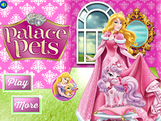 Aurora and Bloom Palace Pets