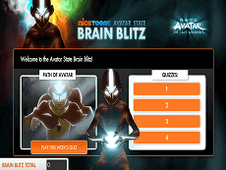 Avatar Brain Blitz