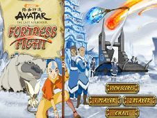 Avatar Fortress Fight