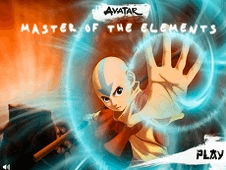 Avatar Master Of The Elements