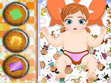Baby Anna Diaper