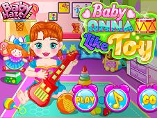 Baby Anna Like Toys