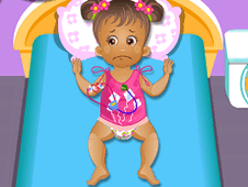 Baby Daisy Got Sick