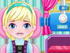 Baby Elsa Dental Implant