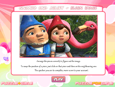 Baby Juliet And Gnomeo