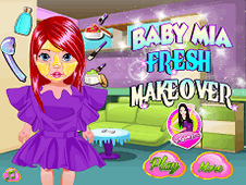 Baby Mia Fresh Makeover