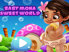 Baby Moana Sweet World