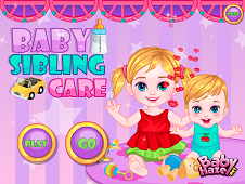 Baby Sibling Care