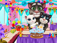 Baby Tom Birthday Party