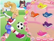 Barbie A Sports Star