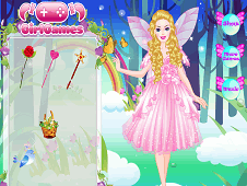 Barbie Angel Dresses