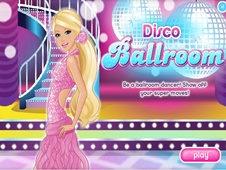Barbie Disco Ballroom