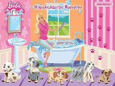 Barbie Pet Wash