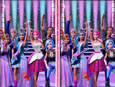 Barbie Rock N Royals 6 Diff