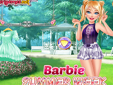 Barbie Summer Week
