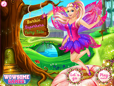 Barbie Superhero Fairy