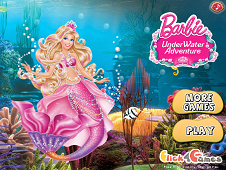 Barbie UnderWater Adventure